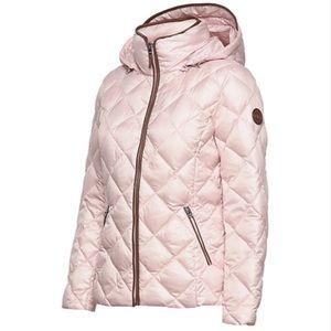 Lauren Ralph Lauren pearl sheen-packble jacket